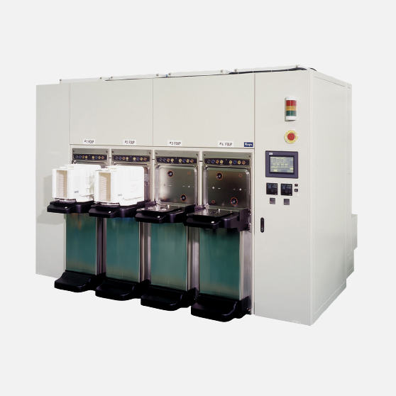 SO2-12-F Heated-air Circulating Type Clean Oven for 300-mm Wafers